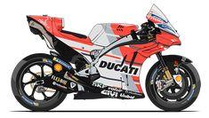 DUCATI TEAM | #04 - Andrea Dovizioso (ITA) | #99 - Jorge Lorenzo (ESP)