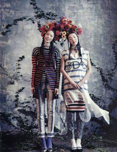 cool Vogue Coréia |  Melhores Imagens | Suplemento de Aniversário Março 2013