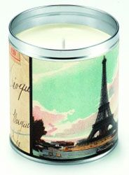 Aunt Sadie's Vintage Paris Candle