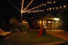 Yard Lights!