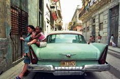 Cuba, street, people, music ...