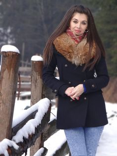 My Style, Coat, Jackets, Fashion, Down Jackets, Moda, Sewing Coat, Fashion Styles, Peacoats
