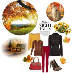 When autumn come I want feel great and .see a lots of colours around me Autumn Winter Fashion, Fall Winter, Feeling Great, Fashion Inspiration, Colours, My Style, Outfits, Tall Clothing, Clothing