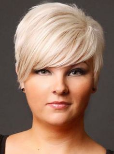Image result for Hairstyles for Fat Faces and Double Chins with Glasses