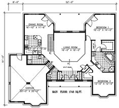 u shaped house plans - google search | rutic house | pinterest