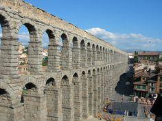 Acueducto de Segovia, Spain