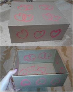 Being creative for Valentine's Day? -Yes! <3 :$$$ *_*