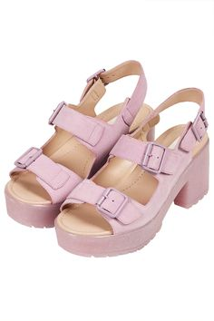 9ebb83720a02 NOVICE Chunky Buckle Sandals - New In This Week - New In - Topshop Thailand