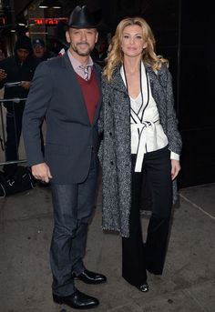Faith Hill and Tim McGraw still inspire me! love them :)