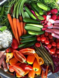 7 Tips to a Delicious Crudités Platter   Reluctant Entertainer