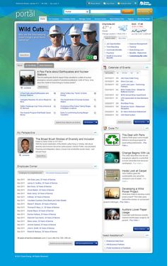 Intranet, http://www.ibforum.com/whats-new/my-beautiful-intranet-2011/