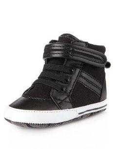 High top pram trainers. Arrrgh I want!!!