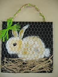 peindre un lapin - Recherche Google