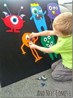 Monster Kids Activities