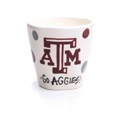 Aggieland Outfitters - Texas Aggie Coffee Cup $14.99