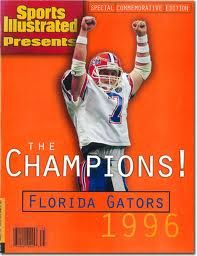 Danny Wuerffel led the Florida Gators to a National Championship!