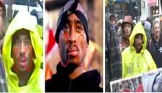 BREAKING NEWS: 2Pac Shakur Spotted at Blacklivesmatter Rally! - Blooper News…