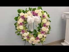 25 Funeral Flowers Arrangements For Less - YouTube