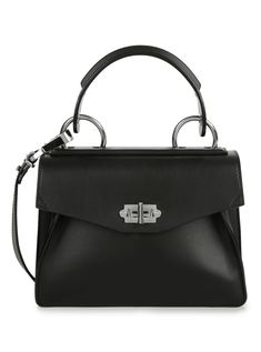 As featured in Vogue's seventies floral edit, shop this Proenza Schouler Small Hava Top Handle Bag on Style.com now.