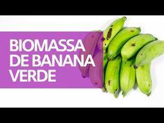 Biomassa de Banana Verde - Comer, Treinar e Amar - YouTube
