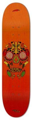 BoardPusher Skateboards - Fresh to Death 7-3/4 Skateboard Deck