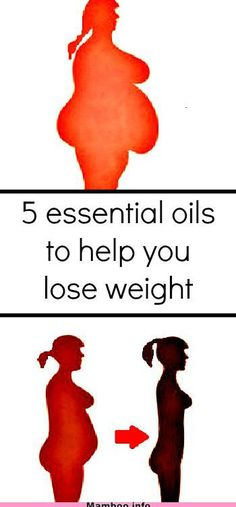 5 Essential Oils to Help You Lose Weight - #lose #weight #fast #fitness #health #fat #loss #oils #help