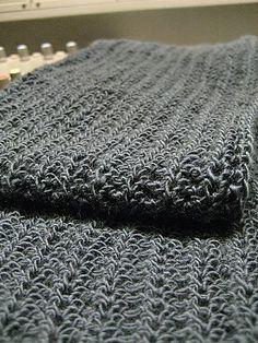 I'm A Sucker For A Good Crochet Scarf Pattern