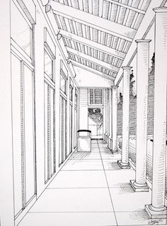 Architecture Drawing Pencil 50x70 pencil drawing for kuba studio | architecture sketches