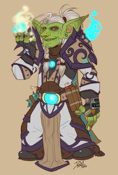 greedy goblin world of warcraft