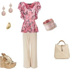 Springtime Fun, created by charitye74 on Polyvore