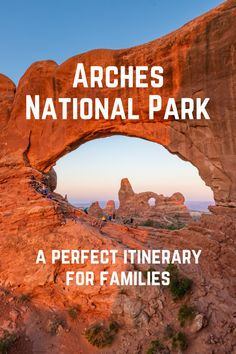 Arches National Park is our favorite park. It's gorgeous, easy and very kid-friendly! Here are our favorite sites in the park and where to stay in Moab when you go. Family Adventure, Adventure Awaits, Adventure Travel, Side Road, Local Festivals, Together Lets, Before Sunrise, Colorado River, Exotic Places