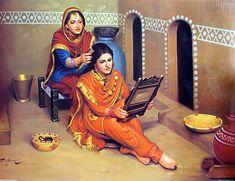 Culture of punjab @ Haveli Jalandhar Rangla Punjab
