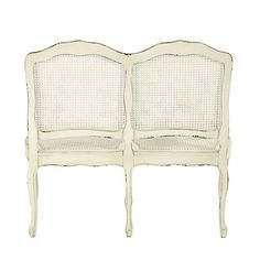 To Do: Find To Antique Chairs & Make Something Like This!