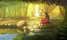 The Yellow Doorway.: MEDITATION FOR BEGINNERS