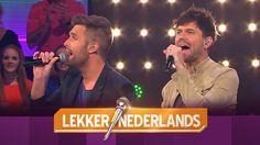 Nick en Simon zingen 'Alles Wat Je Leest' | Lekker Nederlands 2015 | SBS6