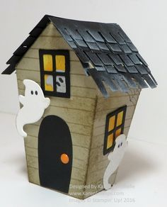 Make a spooky Halloween house with the Sweet Home Bundle in the Stampin' Up! Holiday Catalog! https://www.stampinup.com/ECWeb/ProductDetails.aspx?productID=143516&dbwsdemoid=54345