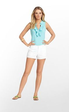Lilly Pulitzer Eyelet Walsh Short - I have a similar pair from Lands' End Canvas and they are SUPER cute in the summer! Love them.