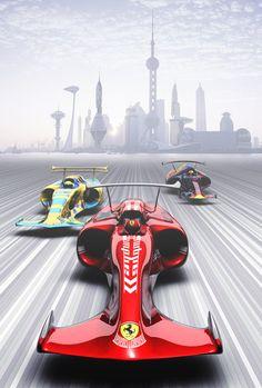 – the future of f1