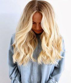 Long Blonde Hairstyles Idea 2015