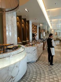 Breakfast at Fairmont Baku