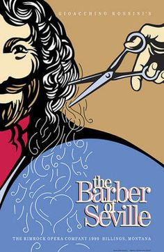 The Barber of Seville- I so want to see this Opera again.