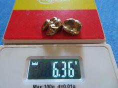 16k 6.3  Grams Scrap Dental Gold