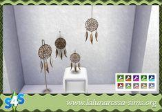Sims 4 CC's - The Best: Dream Catchers by LaLunaRossa
