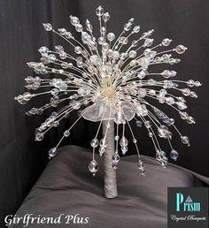 swarovski crystal bouquet - Google Search