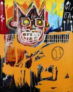Jean Michel Basquiat; a mi me parece un guitarrista, k no ?