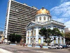 Pernambuco State Assembly in Recife, Brazil