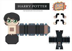Harry Potter Full, Magia Harry Potter, Harry Potter Memes, Paper Toys, Paper Crafts, Harry Potter Bricolage, Imprimibles Harry Potter, Harry Potter Printables, Anniversaire Harry Potter