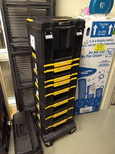 What's in the box? - TSTAK Toolboxes   Today we are going to dive into the Dewalt TSTAK toolboxes that we take with us to competitions. We have gotten a lot of questions about these in the past. We love them since they are modular and can be transported easily in smaller vehicles. If you don't have the luxury of a team trailer to move around large rolling toolboxes TSTAKs are a great alternative. We purchase them from zoro.com  Items we use  Top Chest  2 Drawers  Large Drawer  Cart  Full…