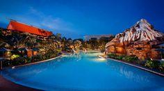 Polynesian Resort Disney