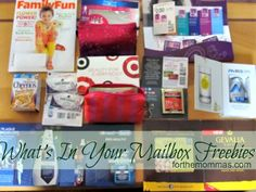 Lots of FREE Stuff, store deals, coupons